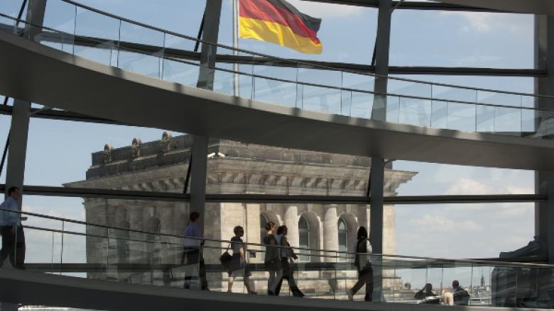 Koalitionsverhandlungen werden endlich konkret - Günter Krings verhandelt Innen- und Rechtspolitik