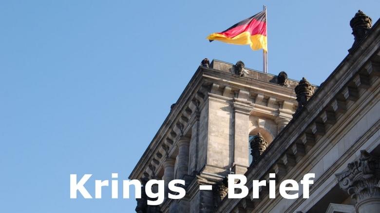 Aktueller Krings-Brief erschienen