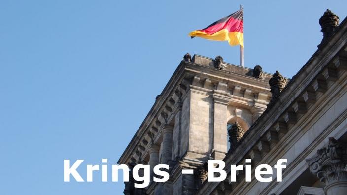 Symbolbild Krings-Brief