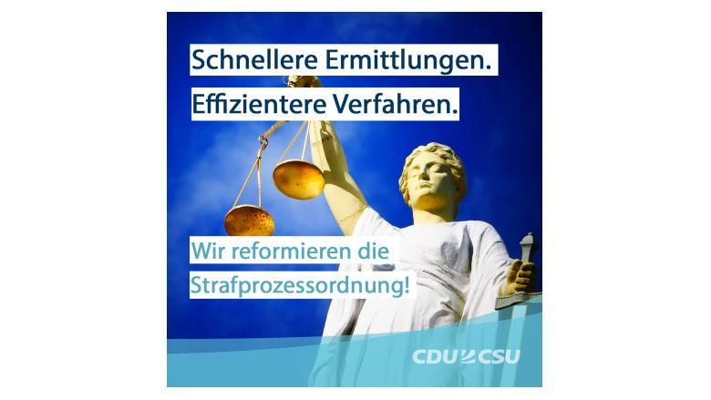 StPO-Reform